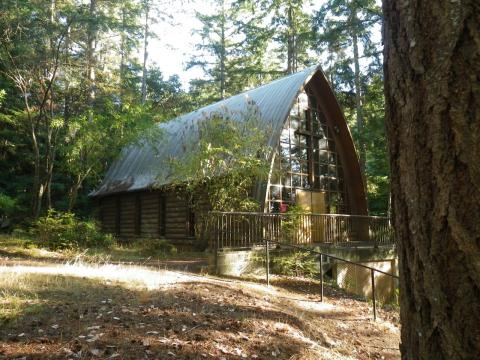 St. Christopher's Church, Saturna Island BC
